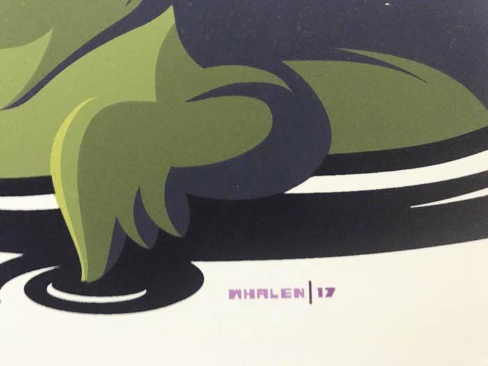 Mondo ピーターパン 限定410枚 手書きナンバリング入り(トム ウェイレン)
