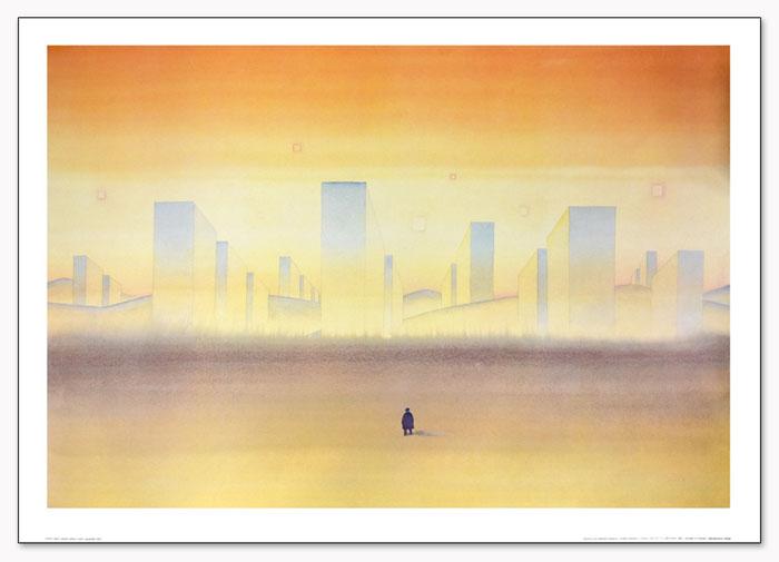 alone 1975(ジャン ミシェル フォロン)