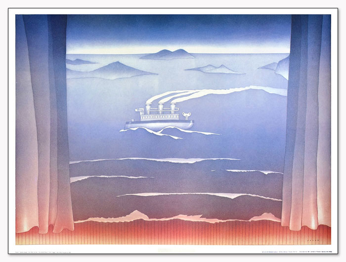 TGhe other journey 1979(ジャン ミシェル フォロン)