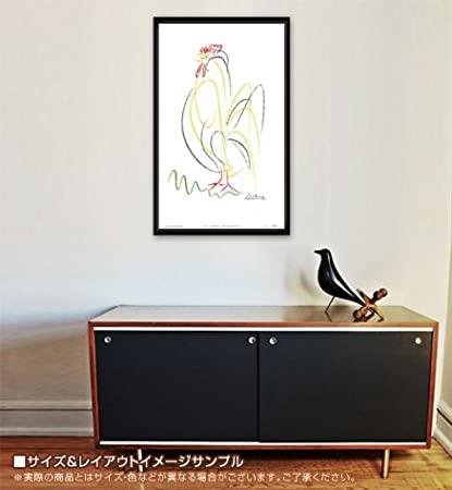特別額装品20%OFF!!/Rooster(パブロ ピカソ)