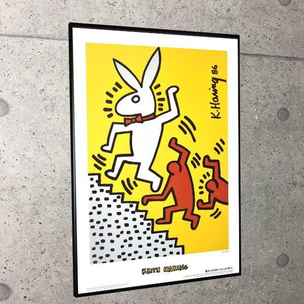 PLAYBOY/Bunny on the Move(キース ヘリング)