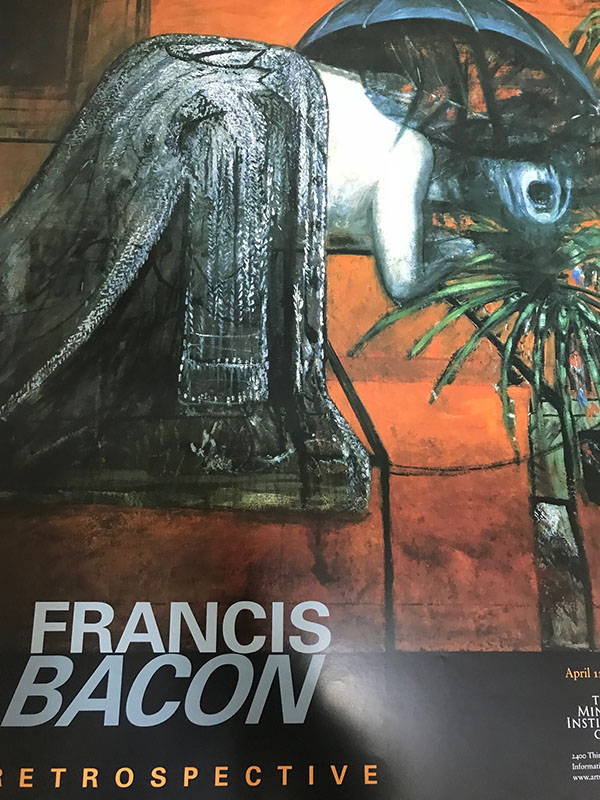 Figure Study �(フランシス ベーコン)