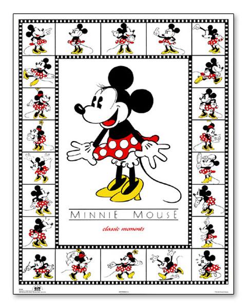 ミニーマウス クラッシック(ディズニー)