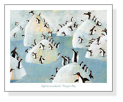 Penguin Pips(ユナコビッチ スヴェトラン)【f】