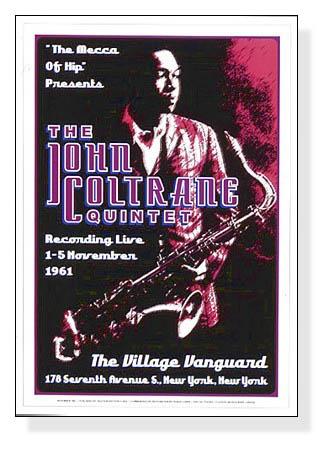 ジョン コルトレーン クインテット - ビレッジバンガード、1961 -(ジョン コルトレーン)【f】