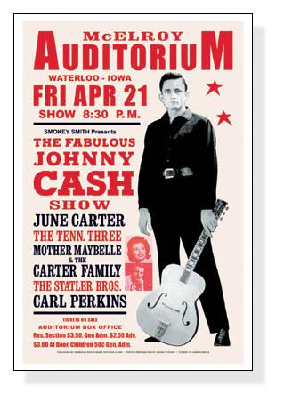 ジョニー キャッシュ、ウォータールー(アイオワ)1967(ジョニー キャッシュ)