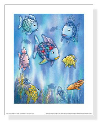 Rainbow Fish to the Rescue(マーカス フィスター)【f】