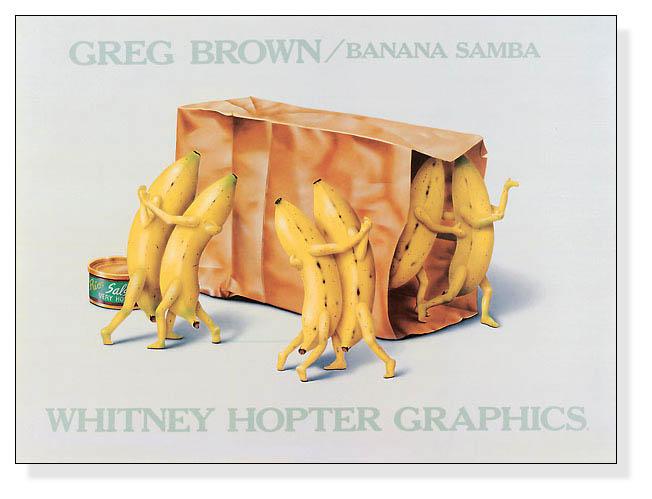 Banana Samba(グレッグ ブラウン)