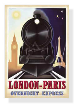 London Paris Overnight Express(フォーニー)【f】