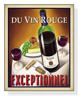 Du Vin Rouge Exceptionnel(フォーニー)【f】