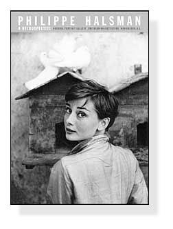 オードリー ヘップバーン 1955年(フィリップ ハルスマン)【f】