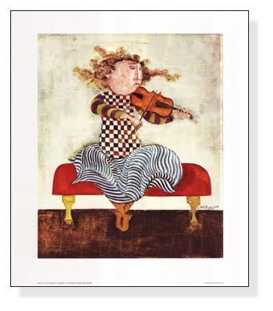 Le Violon de Juliette(グラシエラ  ロド ブーランジェ)