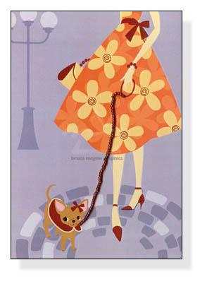 Parisian Promenade(ホールマーク)【f】