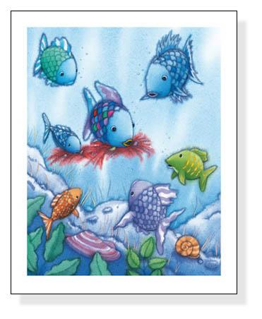 The Rainbow Fish V(マーカス フィスター)【f】
