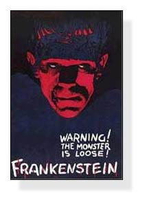 フランケンシュタイン  1931年(モンスター)【f】