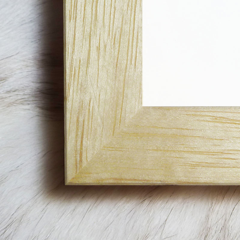 白木フレーム-B