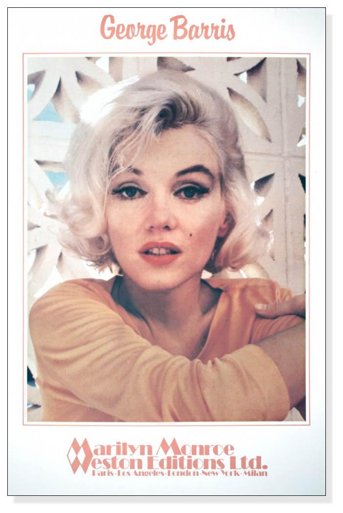 Marilyn Monroe- Ethereal Pleasure 1982年(ジョージ バリス)