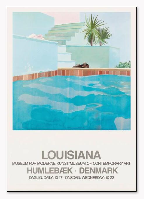 Louisiana(デビット ホックニー)