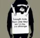 Laugh Now(バンクシー)