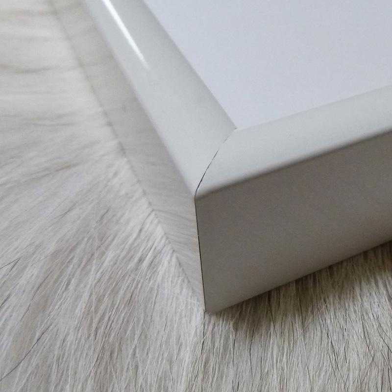 アルミ製ハイグレードフレーム(ホワイト)