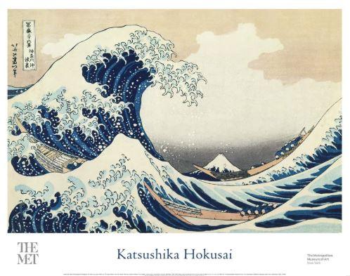 The Great Wave 富嶽三十六景・神奈川沖波裏(ホクサイ)