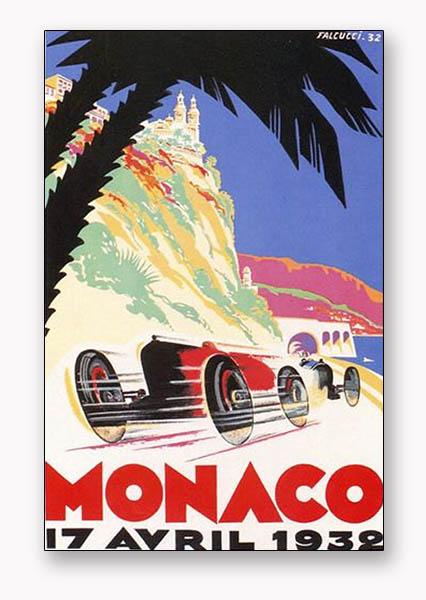 モナコグランプリ 1932年(ロバート ファルクッチ)