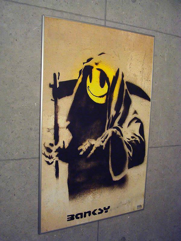 The Reaper(バンクシー)
