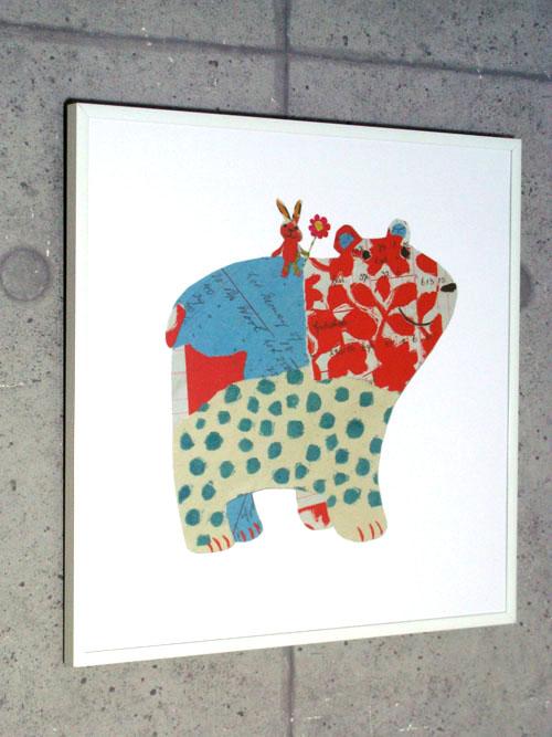 Big Bear、 Little Bunny(サラ バトル)【f】