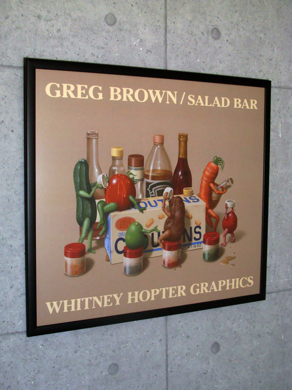 Salad Bar(グレッグ ブラウン)