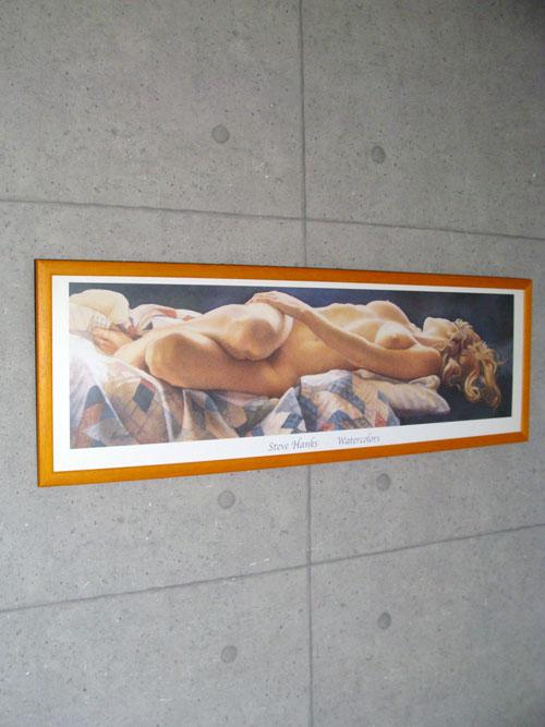 Reclining Nude(ハンクス)【f】