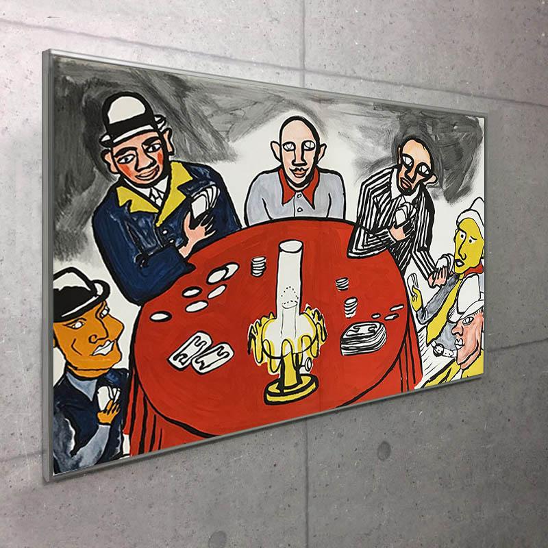 table card(アレクサンダー カルダー)/額装品