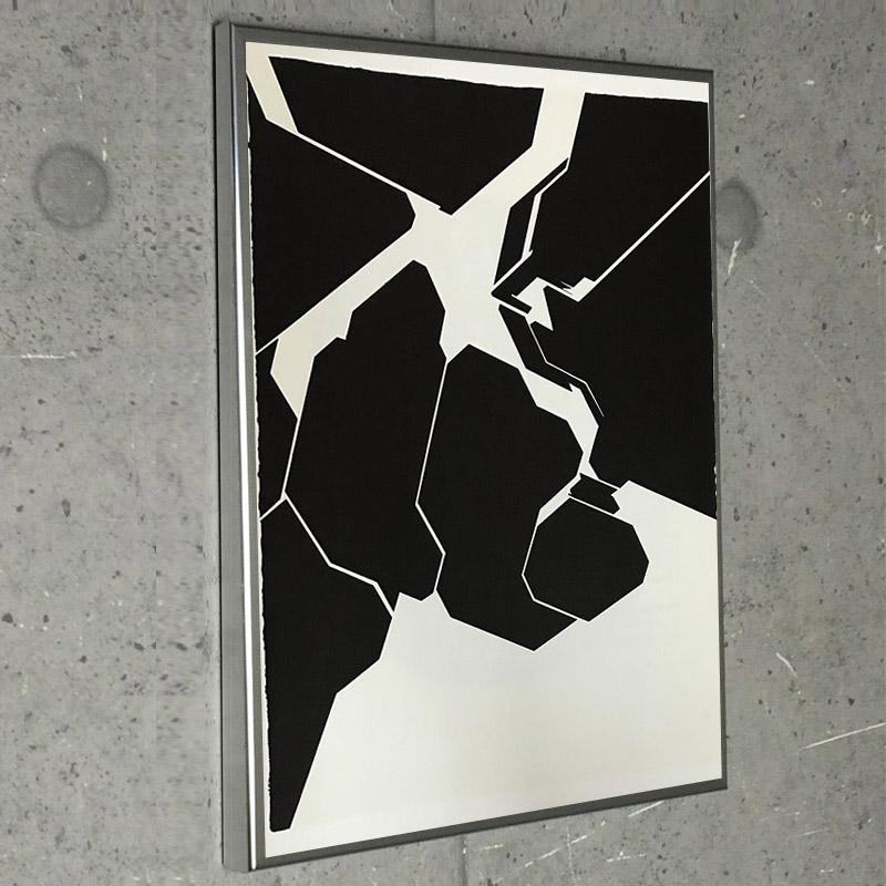 Lunariae 1972(パブロ パラツェロ)/額装品