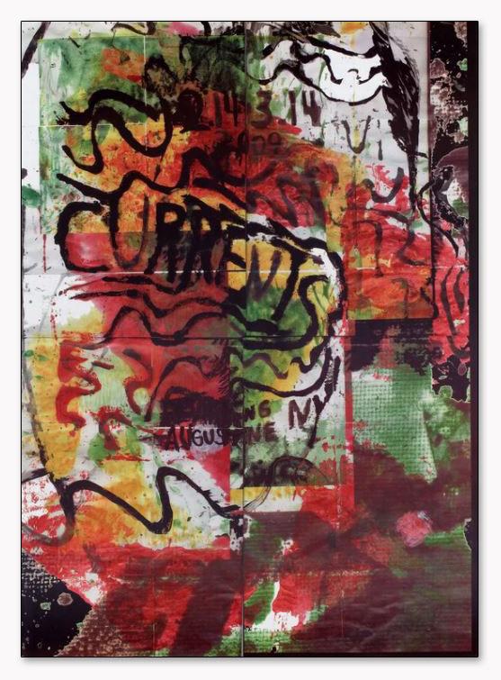 Currents exhibition(ジョシュ スミス)