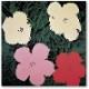 Flowers III(アンディ ウォーホル)