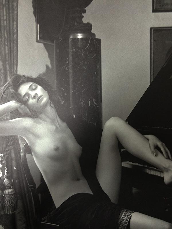 マリアカルラ・ボスコーノ/ピレリ2003年(ブルース ウェーバー)