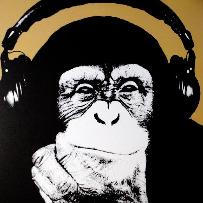 Headphone Monkey(スティーズ)