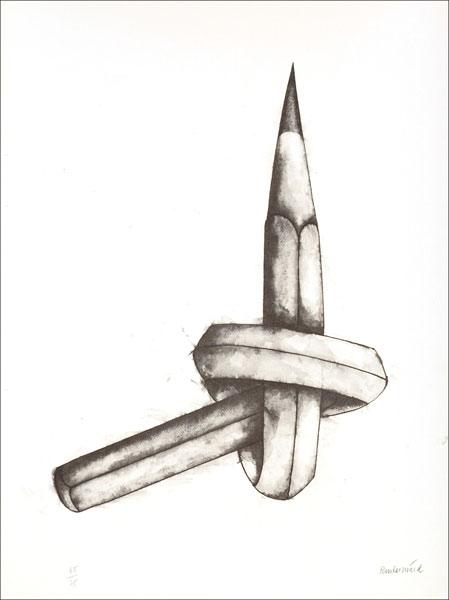 Crayon 1979年 限定75枚 手書きナンバリング/サイン入り(カール フレデリック ロイテルスワルト)