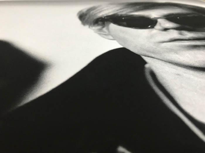 アンディ ウォーホル 1966(ナット・フィンケルステイン)