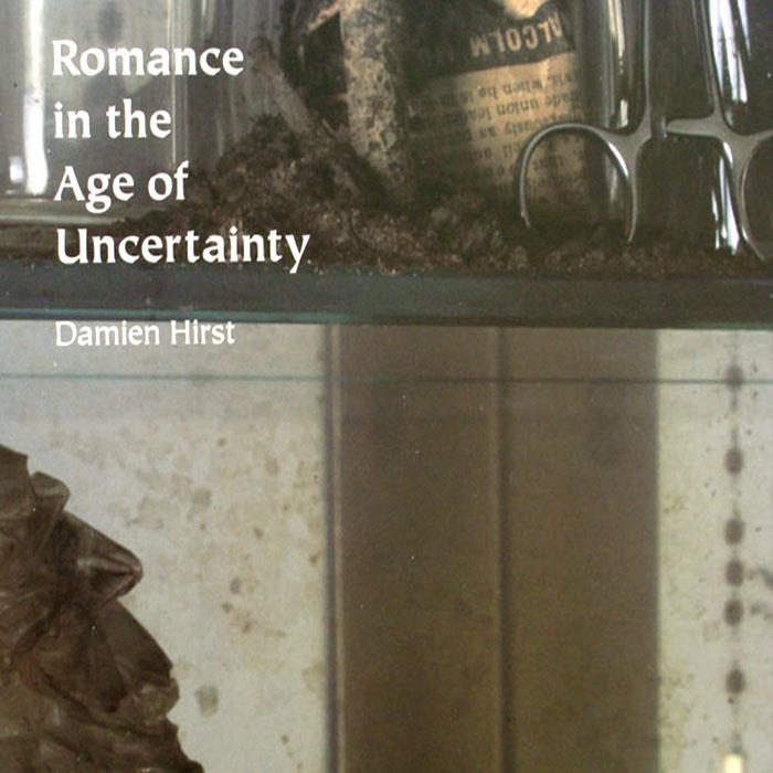 Romance in the Age of Uncertainty(ダミアン ハースト)【f】