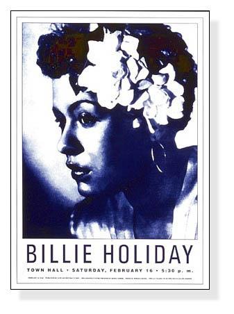 ビリーホリデー -タウン ホール ニューヨーク、1946 -(ビリーホリデー)