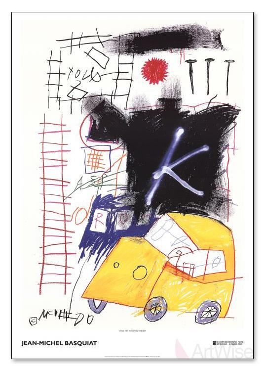 Untitled 2002(ジャン ミシェル バスキア)