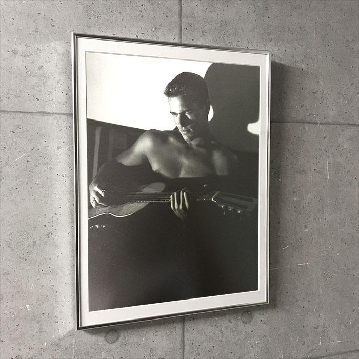 ケリー・スレーター/ピレリ1998年/額装品(ブルース ウェーバー)