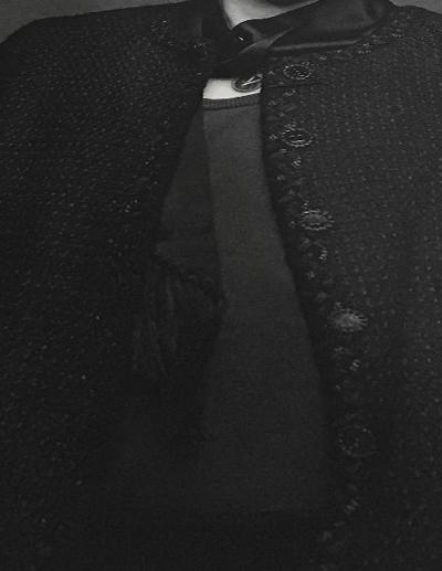 シャネル CHANEL The Little Black Jacket ラファエル ペルソナ(カール ラガーフェルド)
