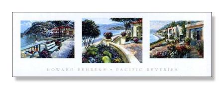 Pacific Reveries(ハワード バーレンズ)