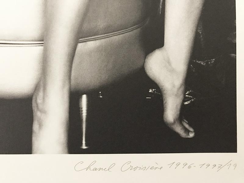シャネル グイナビア・バン・シーナス Collection Croisiere 1996-1997/19(カール ラガーフェルド)【f】