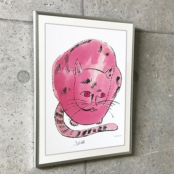 特別額装マット作品/Hot Pink Sam 1954/ウォーホル(アンディ ウォーホル)