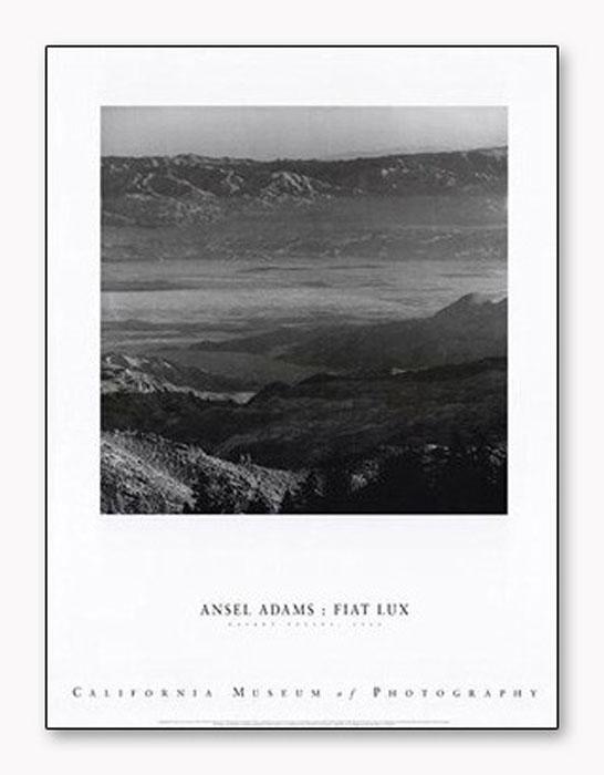 Desert Valley(アンセル アダムス)