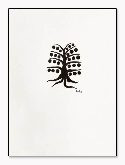 Mobile and Tree 1971(アレクサンダー カルダー)