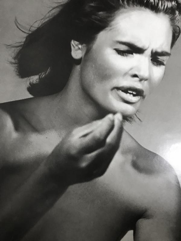 Versace Woman(ブルース ウェーバー)