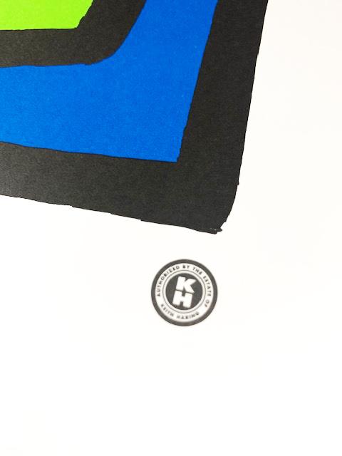 限定額装品/キース・ヘリング Untitled(キース・ヘリング)
